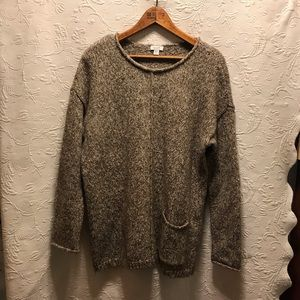 JJill Pure Jill Sweater size M